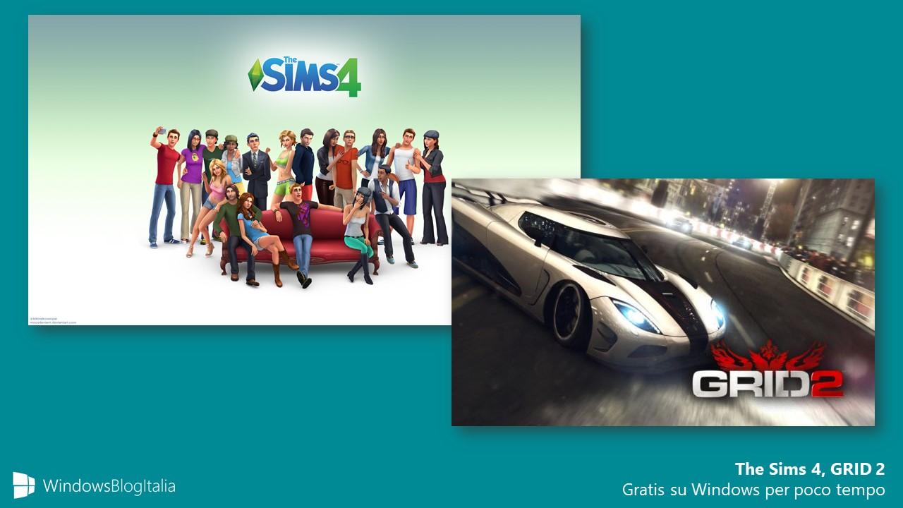 The Sims 4 GRID 2 gratis PC