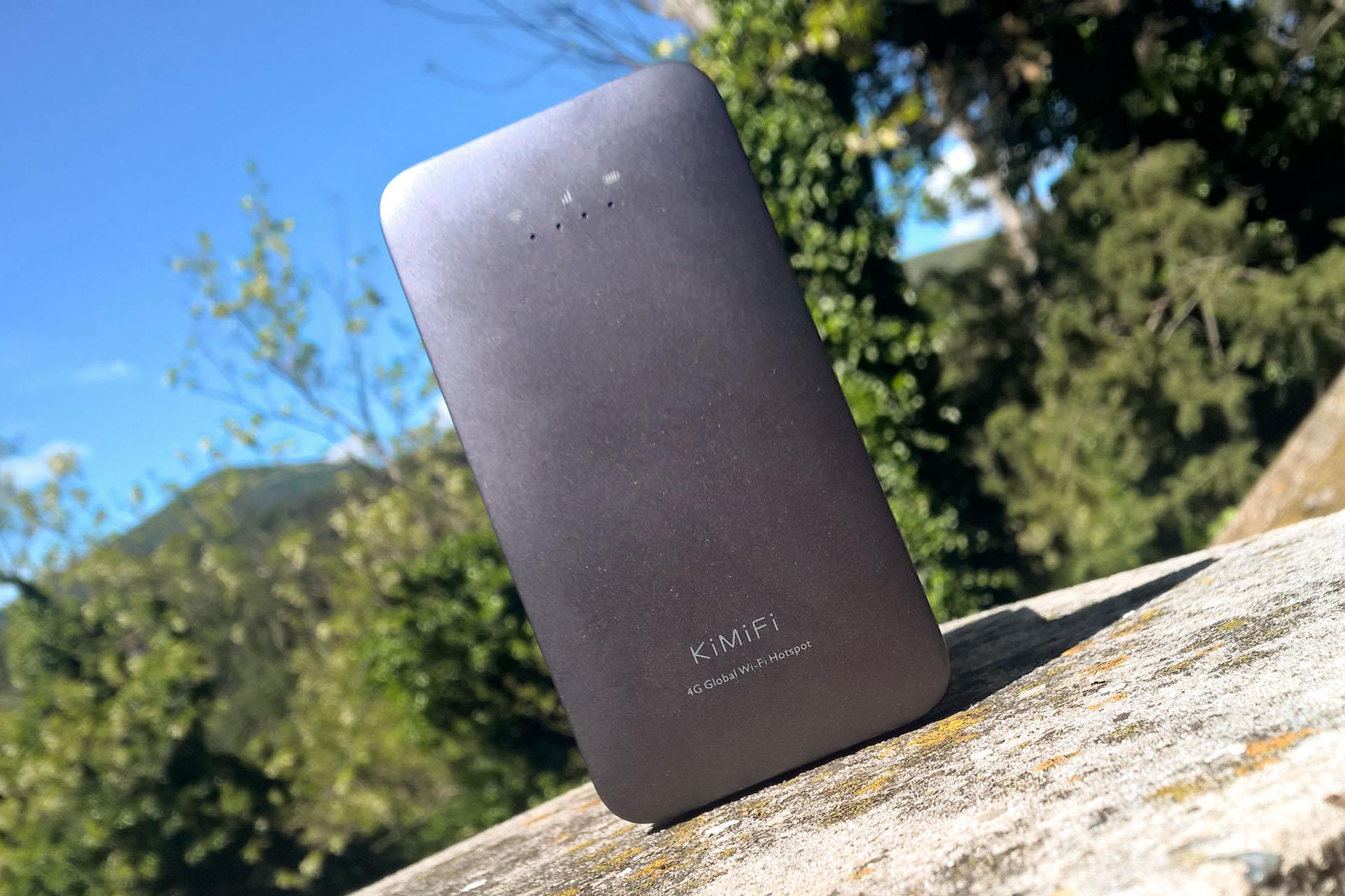Unboxing saponetta Wi-Fi KiMiFi