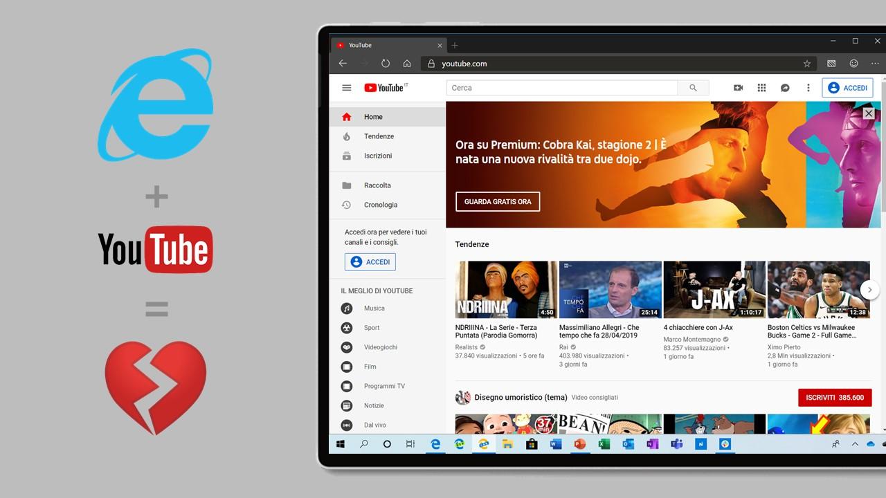 Ex-dipendente Google ammette: ci fu un complotto contro Internet Explorer