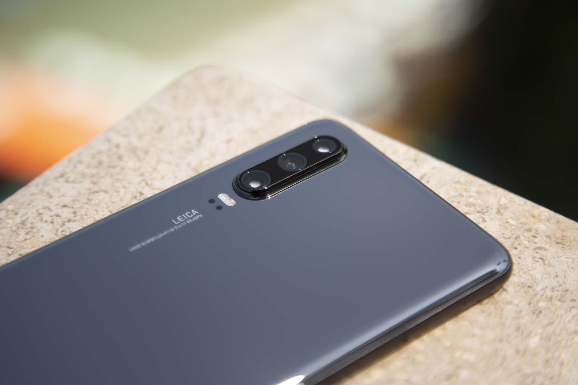 Fotocamera Huawei P30