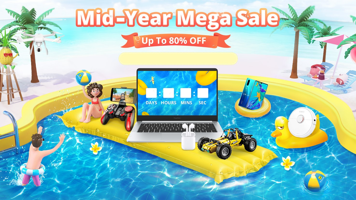 Mid-Year Mega Sale