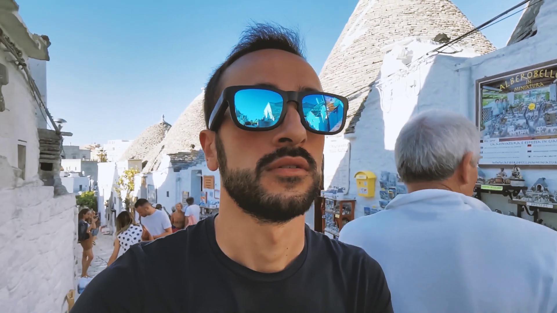 Unboxing e video review occhiali da Sole MUTRICS per lo sport