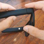 Unboxing e video review occhiali da Sole MUTRICS pulsanti di controllo