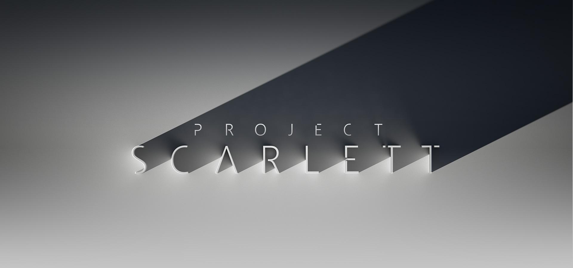 Xbox Project Scarlett console