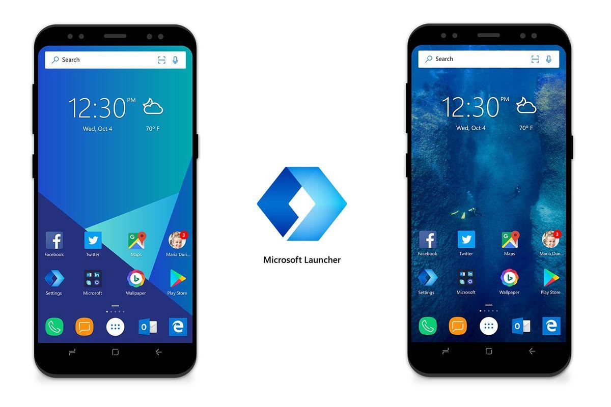 Microsoft Android App