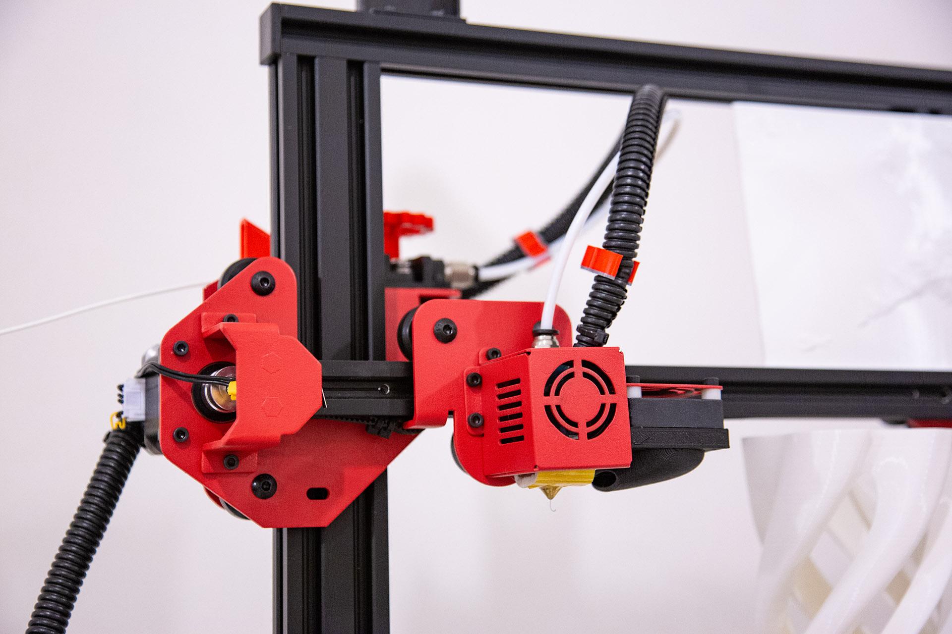 Estrusore stampante 3D Alfawise U30 Pro