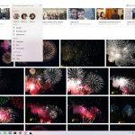 Microsoft Foto su Windows 10 nuovo layout