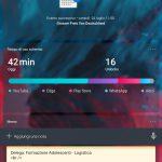 Microsoft Launcher feed ridisegnato usabilità