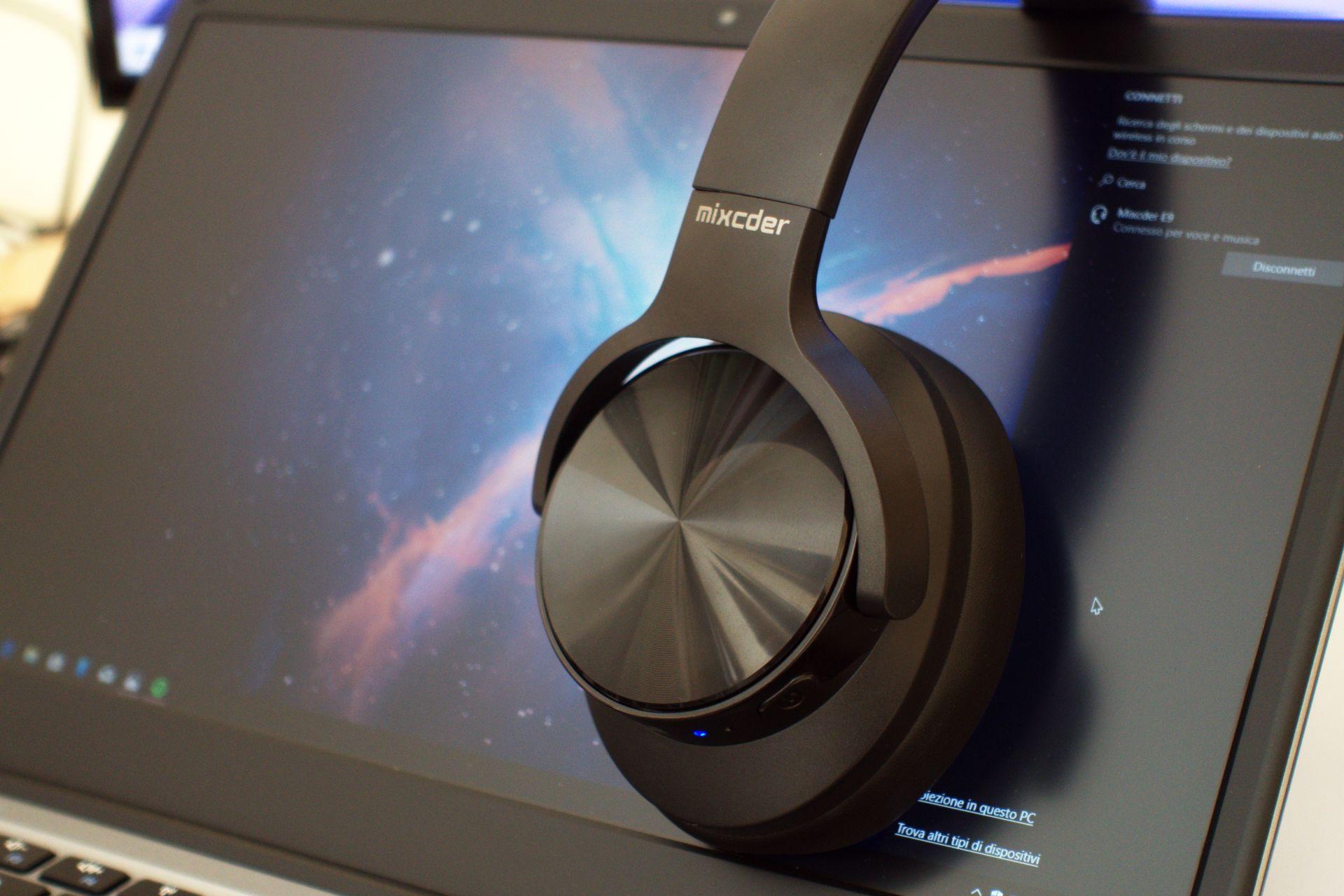 Mixceder E9 feature