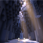 Minecraft con NVIDIA Ray Tracing (2)
