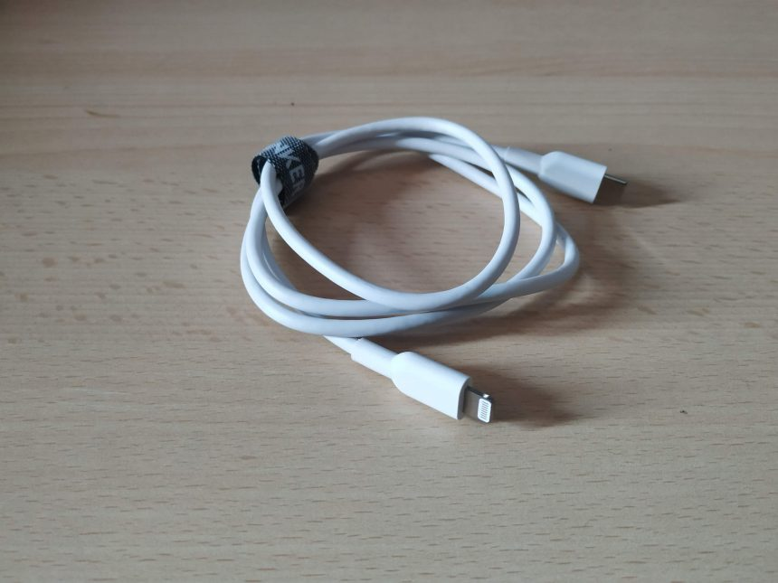 Cavo da lightning a USB Type-C