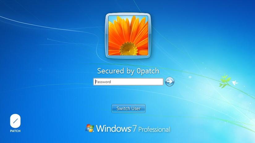 0patch sicurezza Windows 7