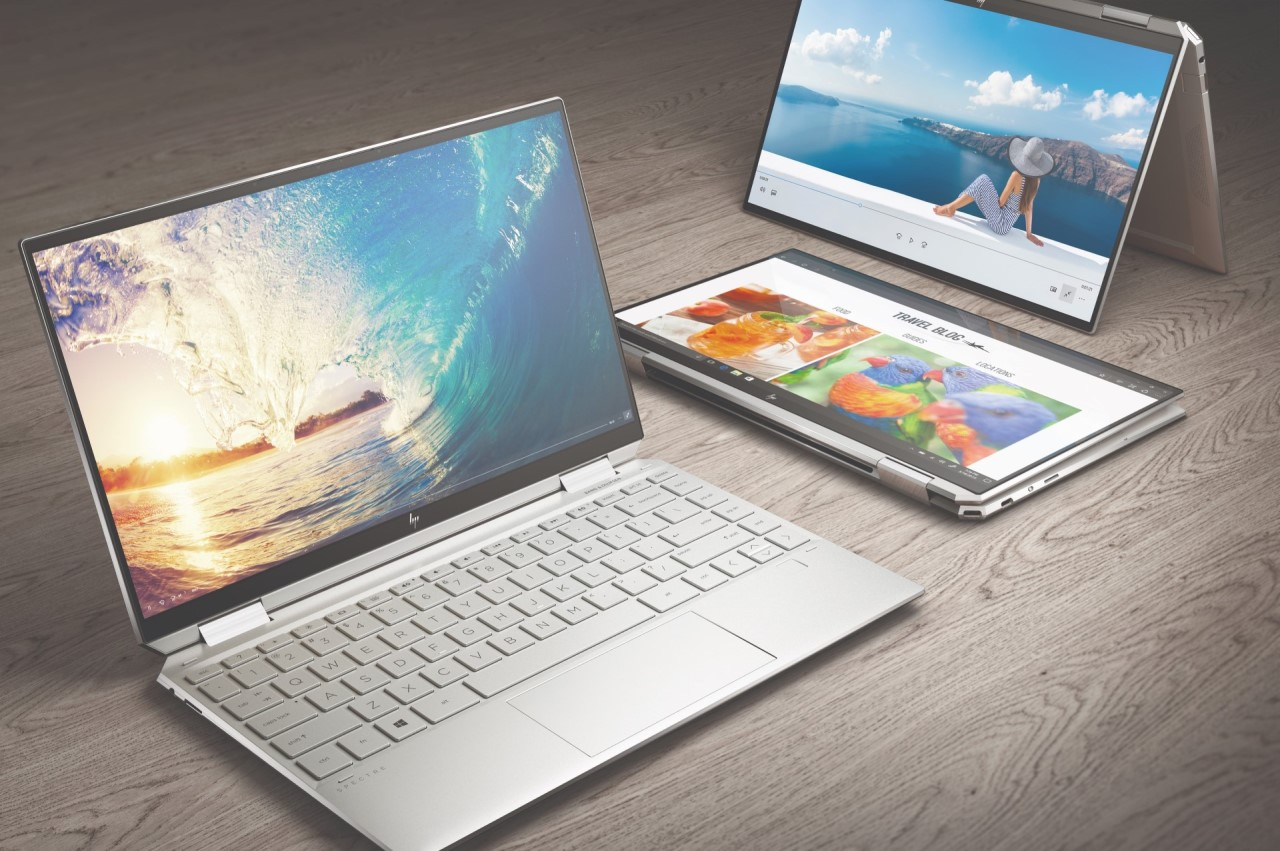 HP Spectre x360 13 2019 3