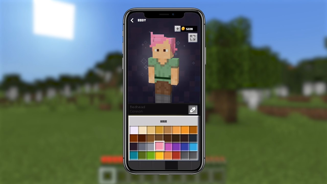 Minecraft Character Creator