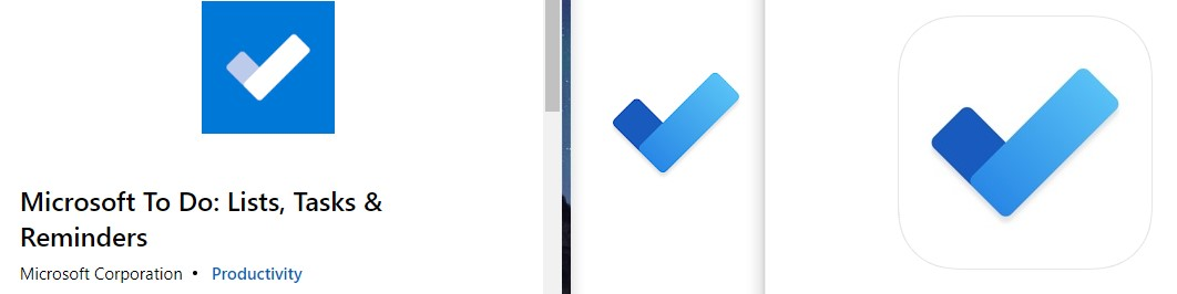 Nuova icona Microsoft To-Do per Windows, Android e iOS