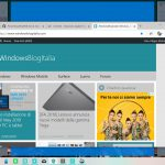 PowerToys su Windows 10 FancyZones overlay di app in layout