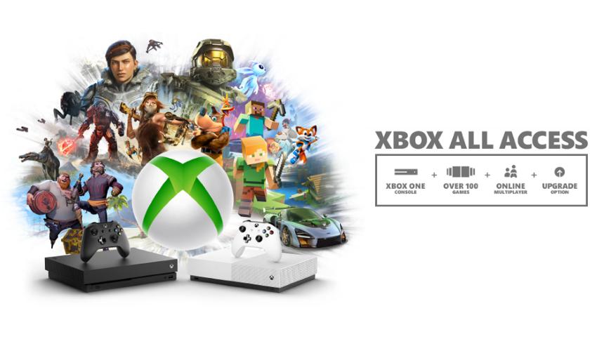 Xbox All Access - Nerdpool.it