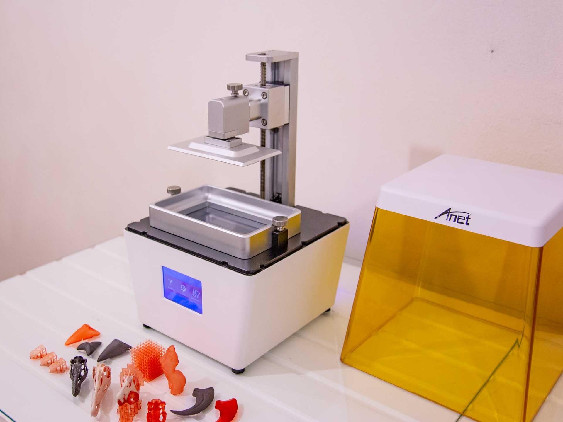 Anet N4 stampante 3D a resina