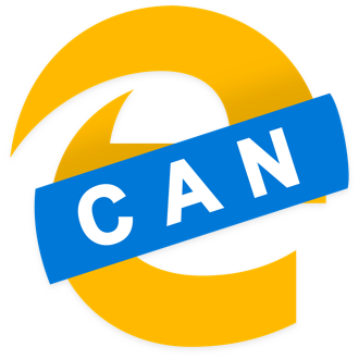 Microsoft Edge Canary icona
