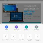Microsoft Edge per Android nuovo menu tema chiaro