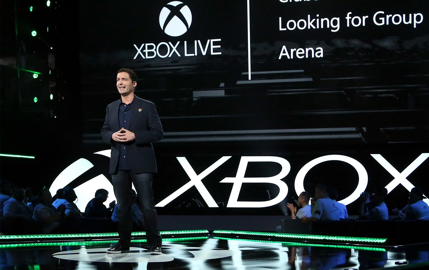 Mike Ybarra Microsoft team Xbox e gaming
