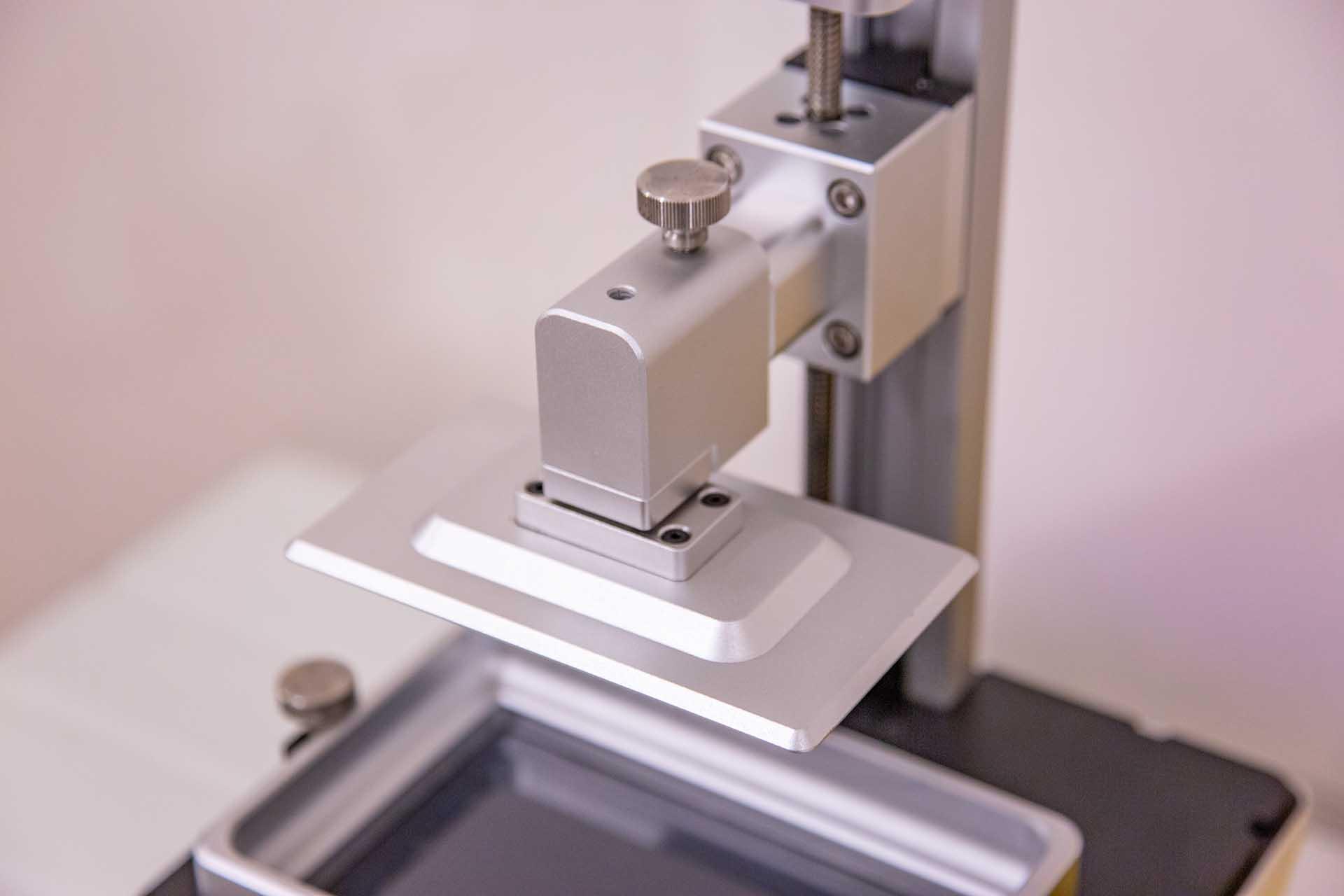 Print bed Anet N4