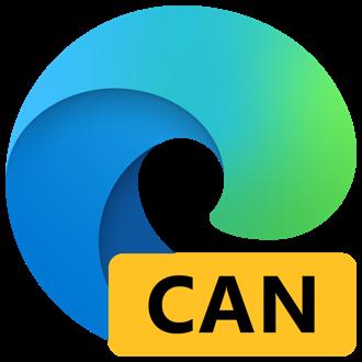 Microsoft Edge Canary nuova icona browser