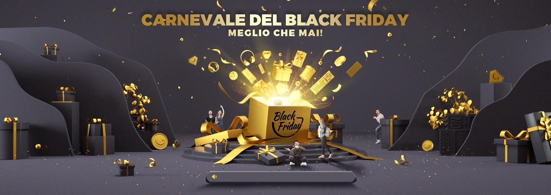 Offerte Black Friday GearBest 2019