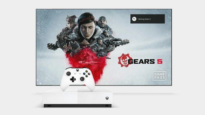 Xbox One integrazione Google Assistant