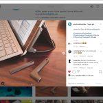 Instagram per Windows 10 nuova app ufficiale post con piu immagini