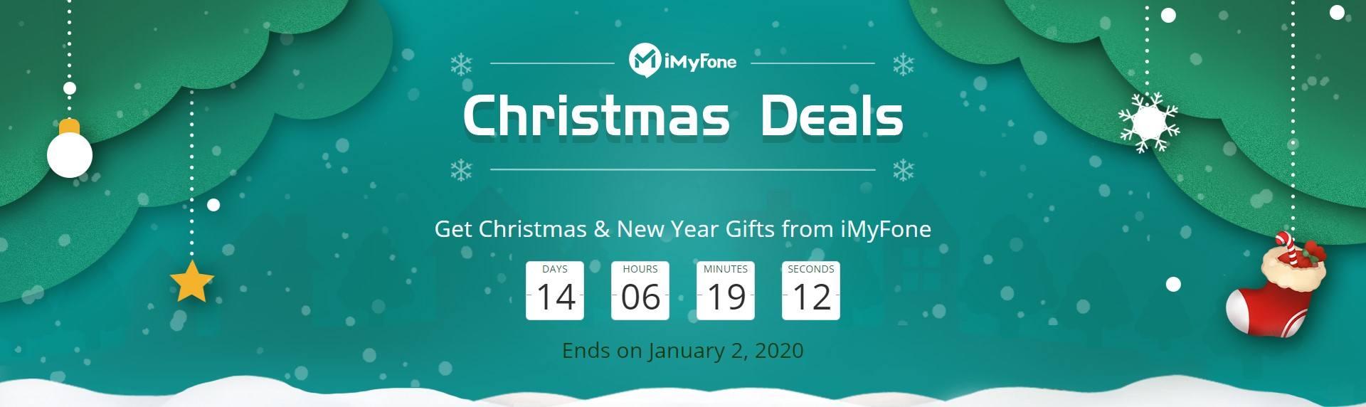 iMyFone offerta di Natale 2019