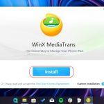 WinX MediaTrans installazione 2