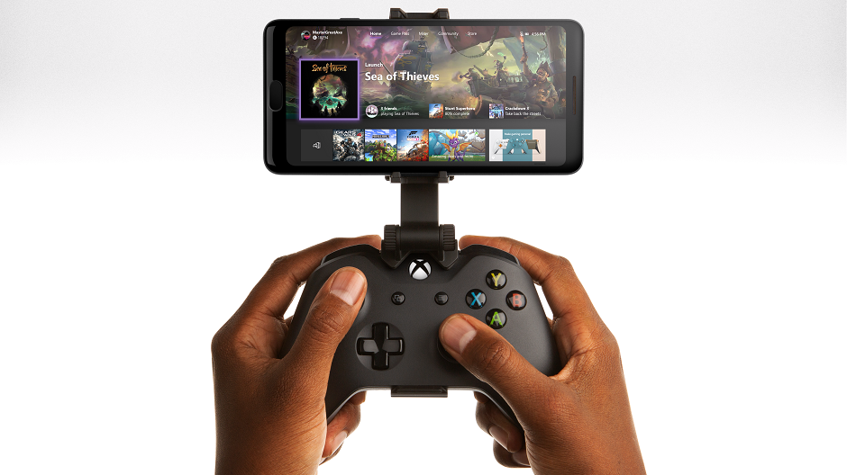 Xbox Game Streaming per smartphone