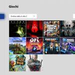 Xbox One update 2002 app e giochi