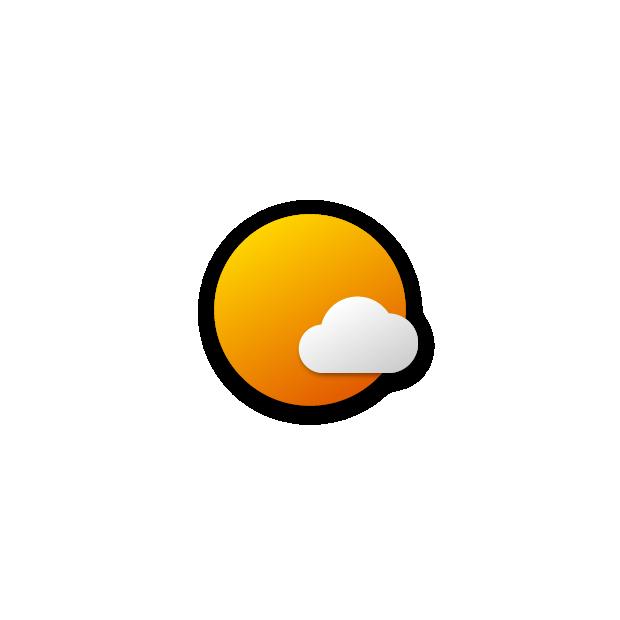 MSN Meteo per Windows 10 nuova icona in stile Fluent Design