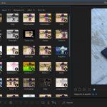 EaseUS Video Editor opzioni filtri