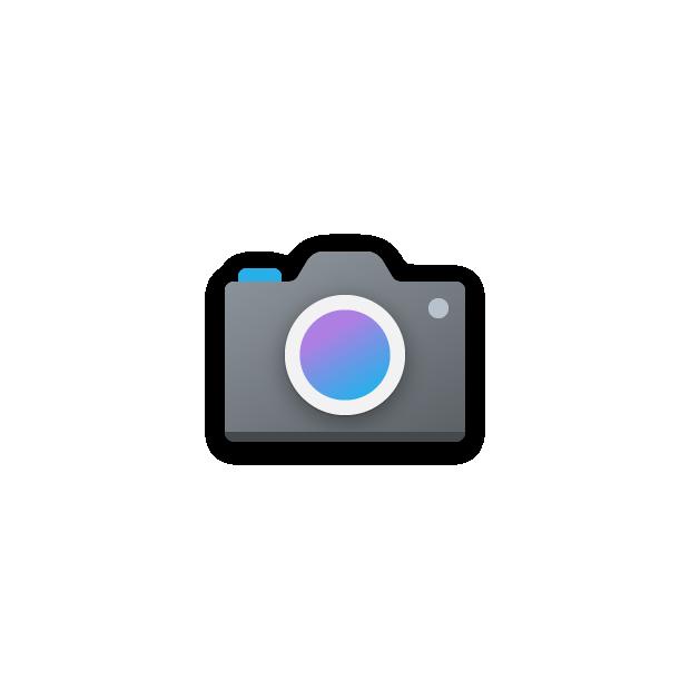 Fotocamera Windows nuova icona