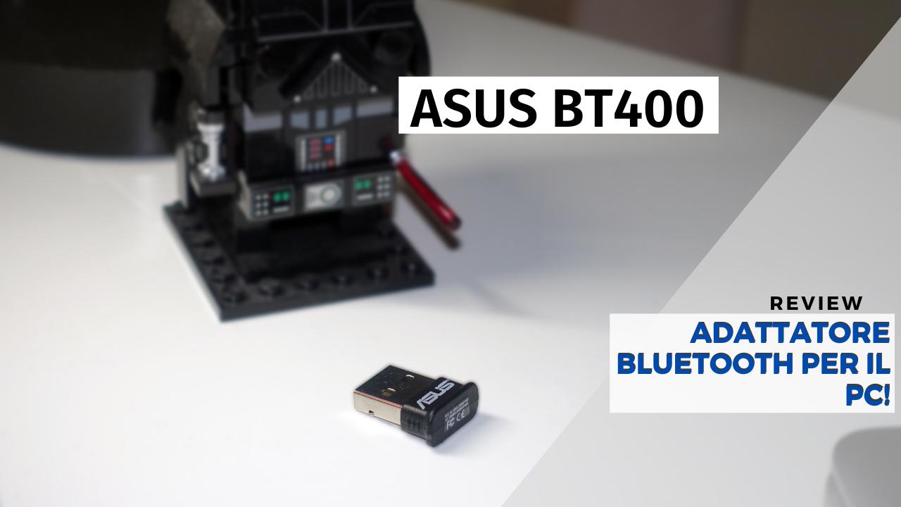ASUS USB-BT400 adattatore Bluetooth per il PC