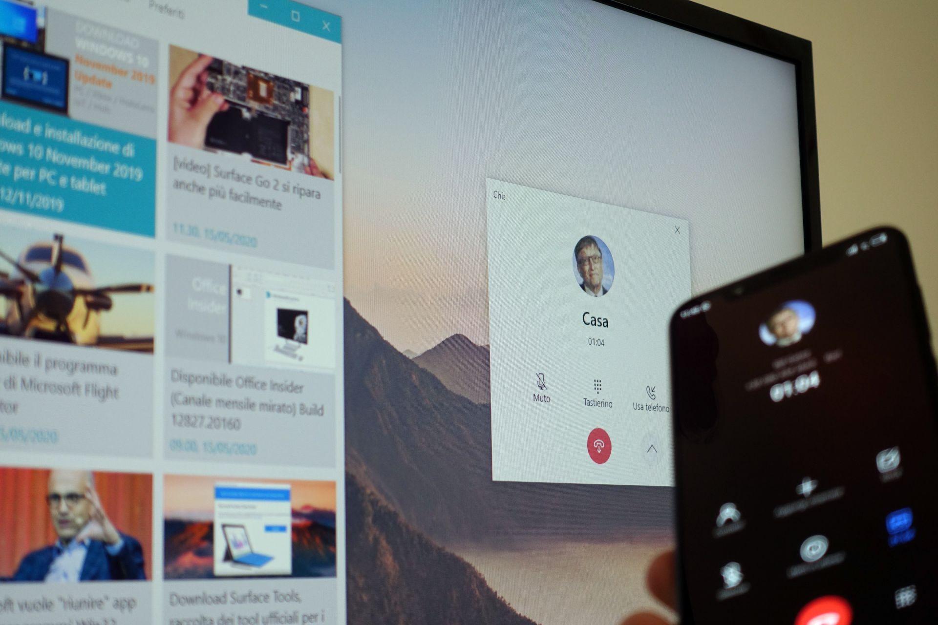 Chiamate sincronizzate sul PC con Windows 10 grazie all'adattatore Bluetooth USB400 di ASUS