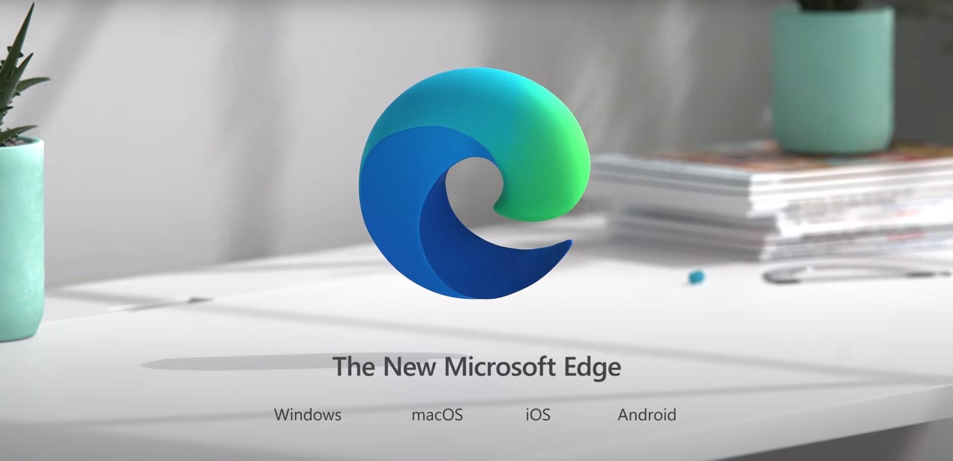 Microsoft Edge disponibile su diverse piattaforme