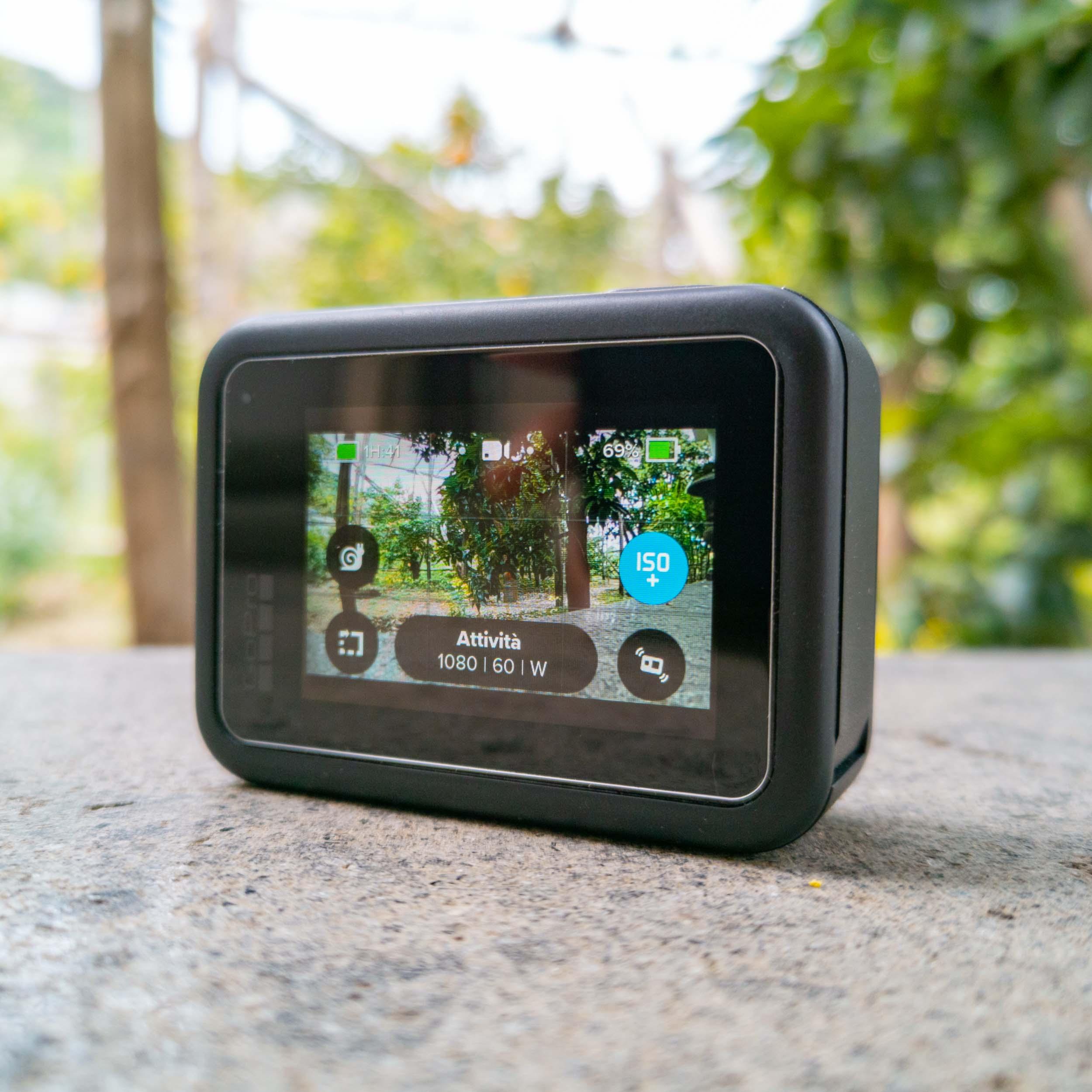 Migliori impostazioni GoPro Hero8