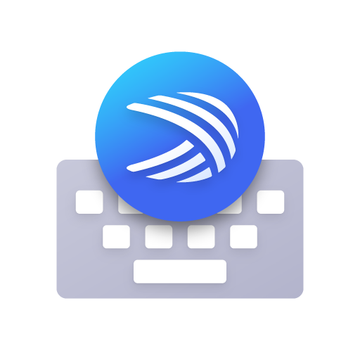 Tastiera Microsoft SwiftKey nuova icona per Android