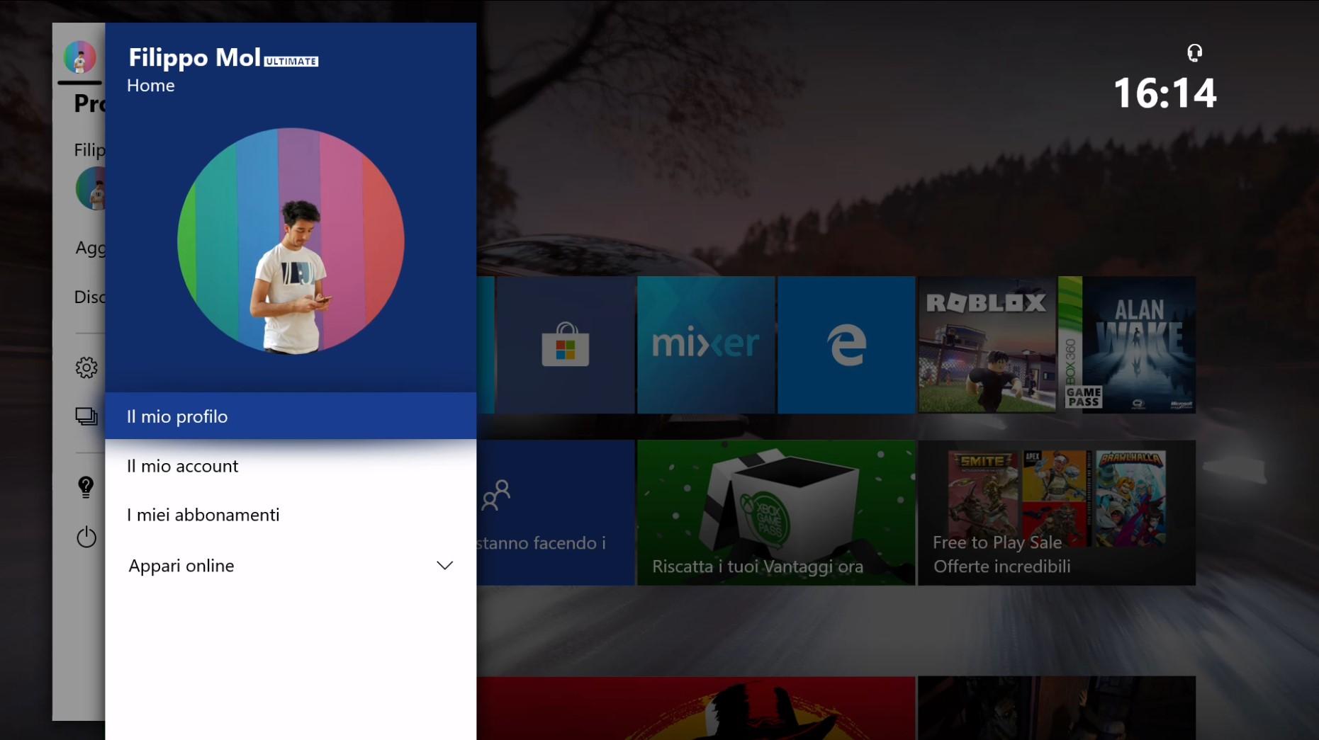 Xbox One aggiornamento di giugno 2020 tag per gli abbonamenti attivi nel nome