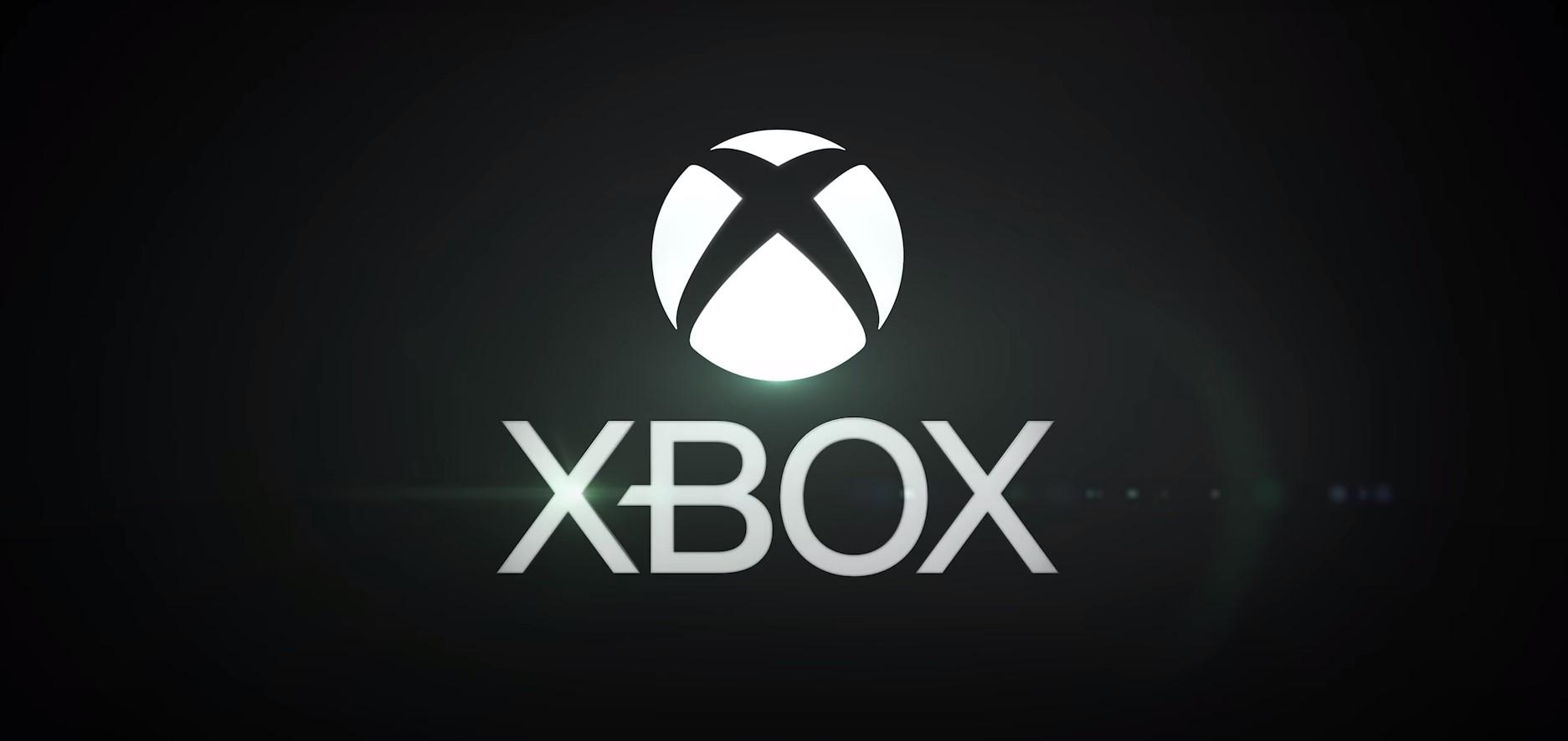 Xbox Series X boot screen