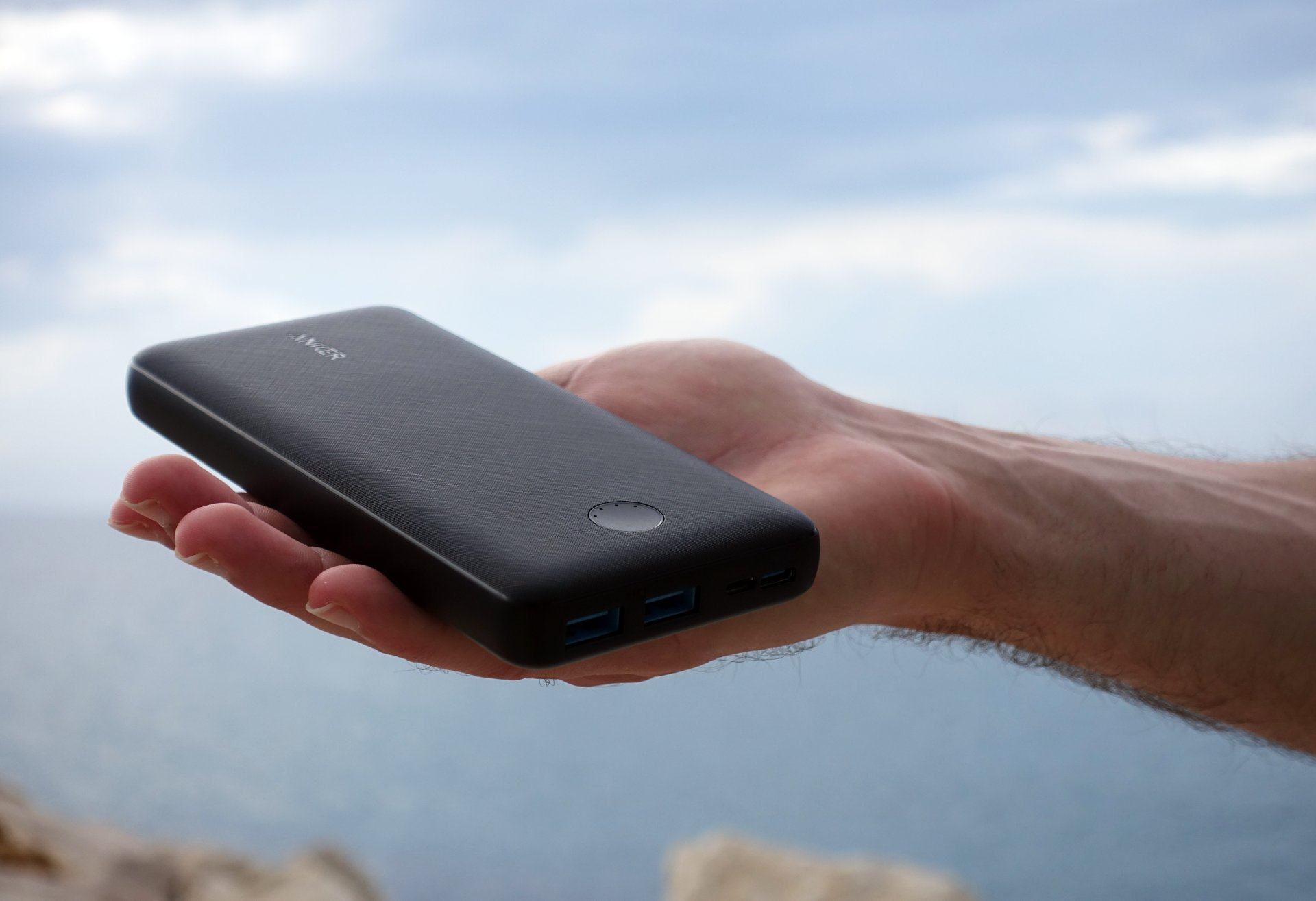 Anker PowerCore Essential design