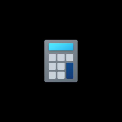 Calcolatrice Windows nuova icona