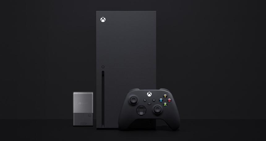 Scheda di espansione di memoria Seagate per Xbox Series X
