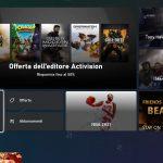 Microsoft Store per Xbox con nuova interfaccia e layout 1