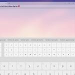 Nuova tastiera con pannello emoji, GIF e cronologia appunti di Windows 10 - 3