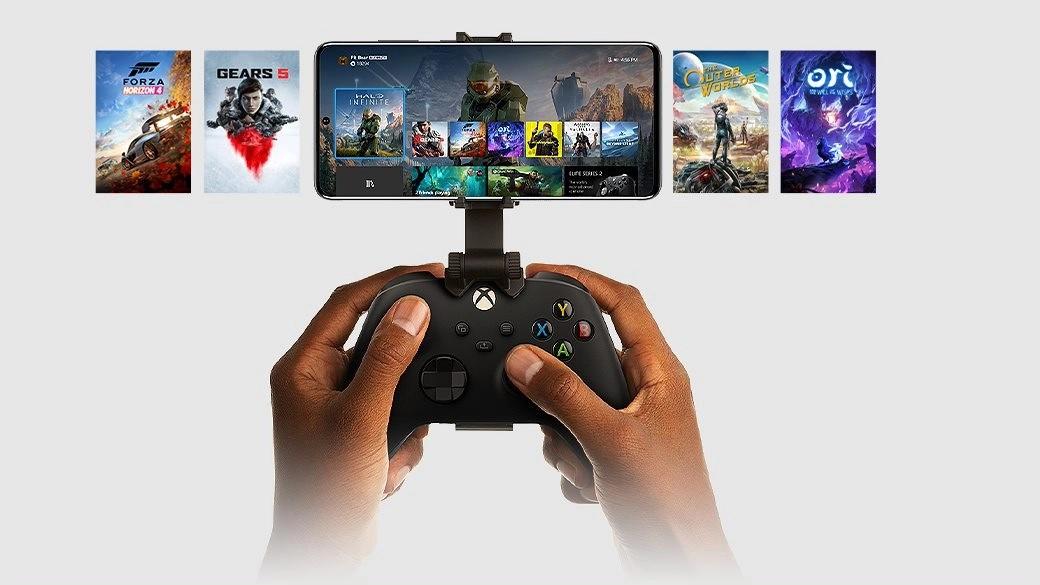 Xbox remote play dalla nuova app Xbox per Android